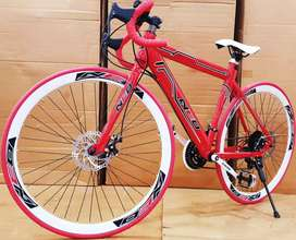 NEO ROAD BIKE CYCLE AVAILABLE my show room all new Cycle 21 GEARS