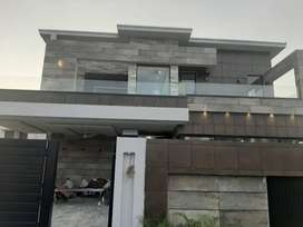 Building\House construction in DHA lahore