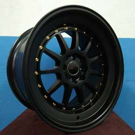 free ongkir velg racing yaris jaz madza2 city vios ring 17