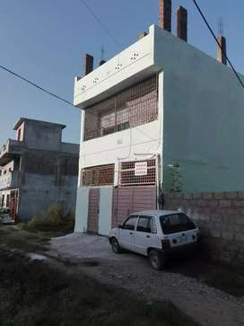 Ground Portion of Double Storey House For Rent for Family