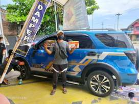 Bantu Kurangi GUNCANGAN BERLEBIH mobil dgn pasang BALANCE DAMPER Bos!!