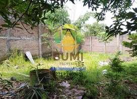Hitung tanah lokasi strategis Cocok untuk gudang atau Home Industri