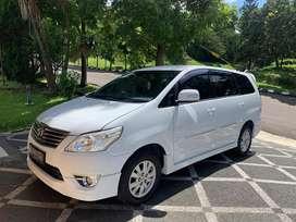 Innova G Luxury AT Mulus Istimewa Service Record Bengkel Resmi Toyota