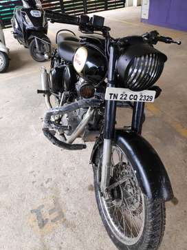 Royal Enfield Classic 350 2013 6 years old