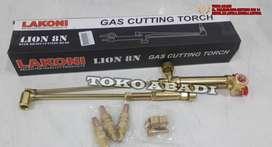 Stang Las Blender - Gas Cutting Torch LION 8N LAKONI