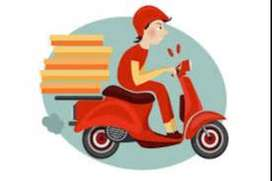Hiring for food delivery boys