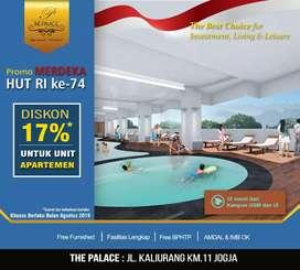 Promo Istimewa For Kupang,Investasi Terbaik Beli Apartemen The Palace