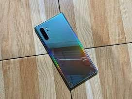 # Samsung Galaxy Note 10+ Aura Glow - 12/256GB - Unit Only