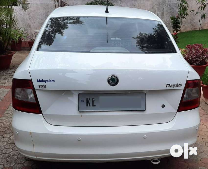 Skoda Rapid 2012 Diesel Well Maintained 0
