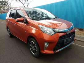 Toyota Calya G 1.2 AT (Matic) 2017 km_23rb Pajak 06-2020 Full Original
