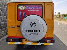 My van for sale at 9843 ( KARUR ) 66-9999