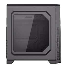 Casing GameMax G561 Black Mid Tower Gaming Case