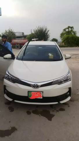 2018 model gli corolla for rent daily weekly monthly