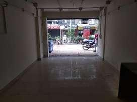 222sqft ground floor shop in demanding location