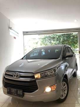 Inova Lowkm20rb innova 2018 Glux at diesel tt crv fortuner pajero 2015