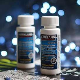 Solusi Ganteng! Minoxidil (Obat Ganteng)