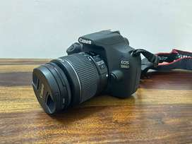 Canon EOS 1200D (with kit)