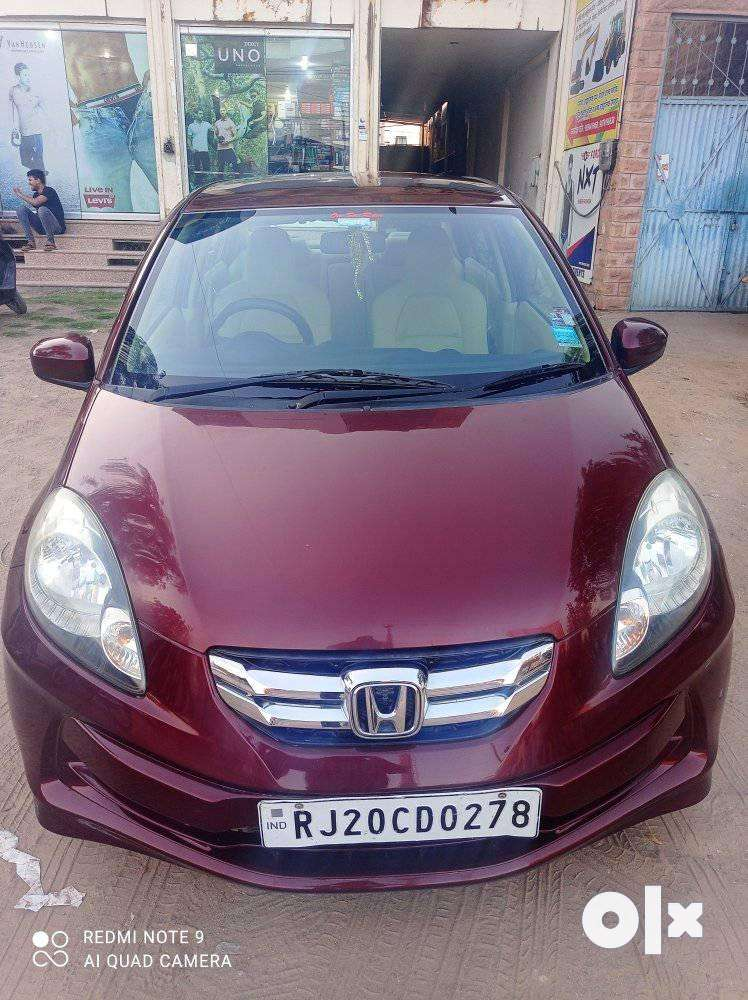 Honda Amaze 2013-2016 S i-Dtech, 2014, Diesel 0
