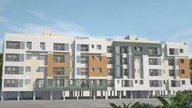 2Bhk Flat Sale in Rmk Choal Gardens Apartments in Chennai