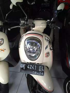 Honda Scoopy-FI  thn 2014 widhi motor