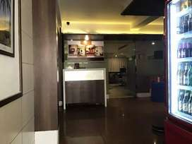 Established fine dining restaurant and bar for sale.at New Mumbai.