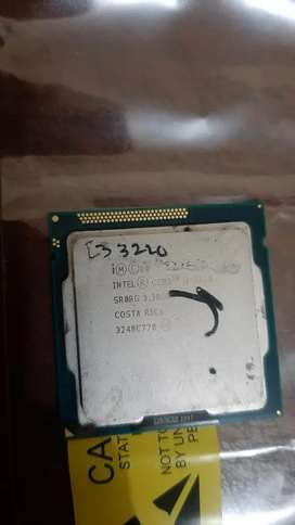 Prosesor processor core i3 3220 socket 1155