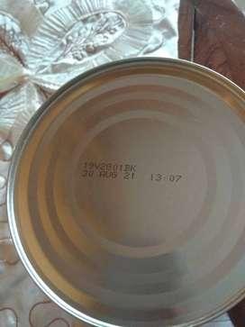 Susu bayi chilkid platium 3 dijual karena anak ganti susu