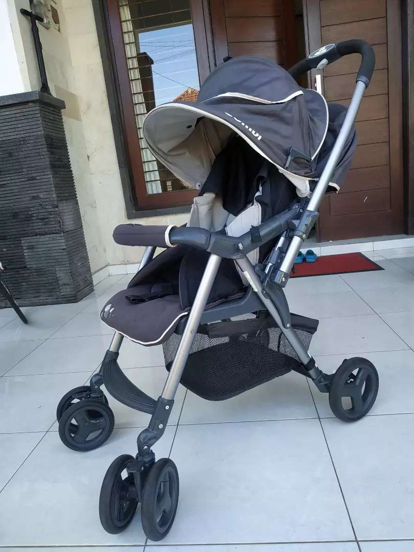 Stroller Bayi/Anak merk Combi Original.. terbaikterkuat. . Kondisi 95% 0