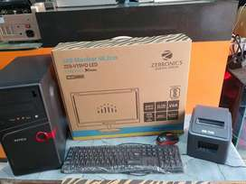 DHAMAK OFFER COMPUTER SET WITH PRINTERS AT LOWEST PRICE