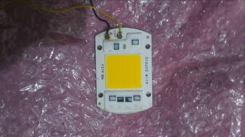 LED COB Flood Light Chip 50W 220v 0