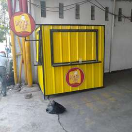 #Booth container#Booth container