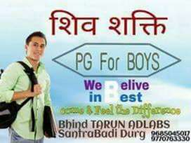 BOYS PG AT DURG SANTRABADI