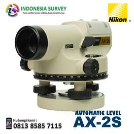 Di Jual Waterpass Nikon Ax 2s Harga Murah