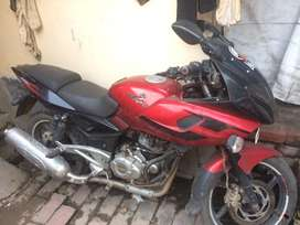 I want to sale my bike pulsar 220