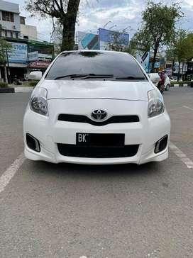Toyota Yaris E Matic Tahun 2013 BK