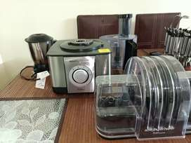 Morphy Richards Icon DLX 1000 6 Months old with Bill