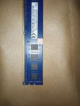 Computer ram DDR3 4 gb