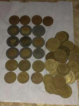 Permisi bos para kolektor saya mau tawarkan uang koin saya