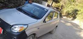 Alto800 for sell .Urgent in need of cash in showroom condition