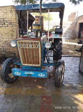 Ford 3600 rate 115