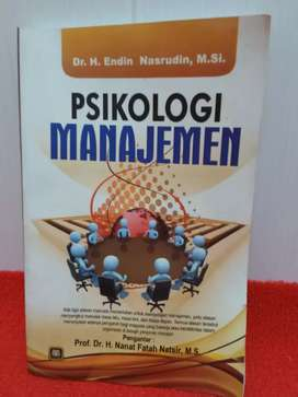 Buku Psikologi Manajemen