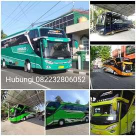 Sewa bus pariwisata dan paket wisata murah