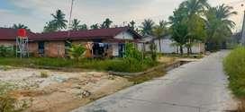 tanah siap bangun,jl budi daya panam kota Pekanbaru