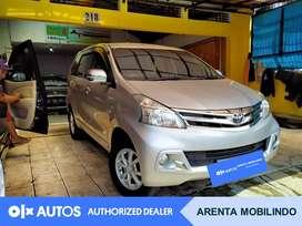[OLX Autos] Toyota Avanza G 2015 X 1.3 Bensin M/T Silver #Arenta