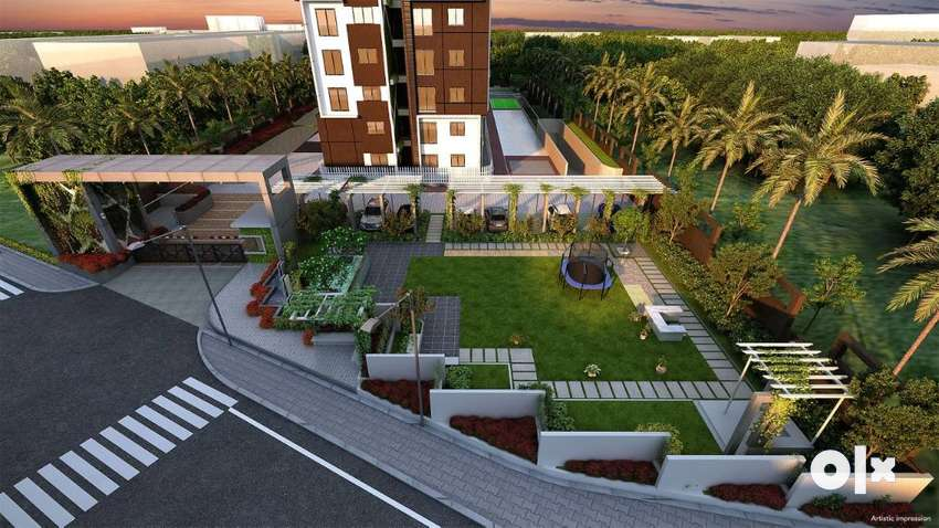 *2 BHK Ready to Move*CoEvolve Northern Star*In ₹ 76.61L * 0