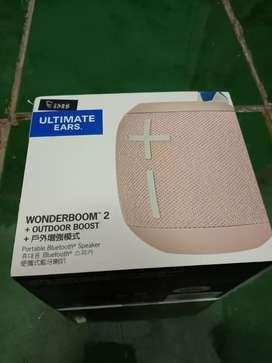 Bluetooth Speaker Wonderboom 2