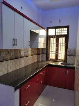 2BHK flat *2585000/* *90%Home loan* Car parking/Lift Modular kitchen##