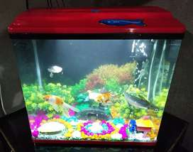 4 months old Aquarium for sell