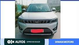 Mahindra XUV300 W8 Option, 2019, Petrol
