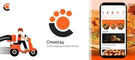 Bike Rider Required For Delivery-Delivery Rider Required for Cheetay